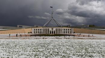 Segített a vihar, de még nincs vége az ausztrál tűzvésznek