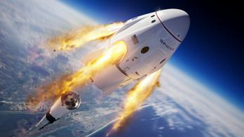 Áprilisban indulhat újra az amerikai emberes űrrepülés