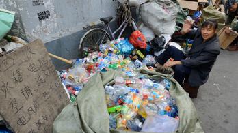 Kína leszámolna az egyszer használatos műanyagokkal
