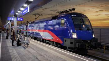 Új éjszakai vonat Bécsből Brüsszelbe: tizedannyi szén-dioxidot bocsájt ki, mint a repülő