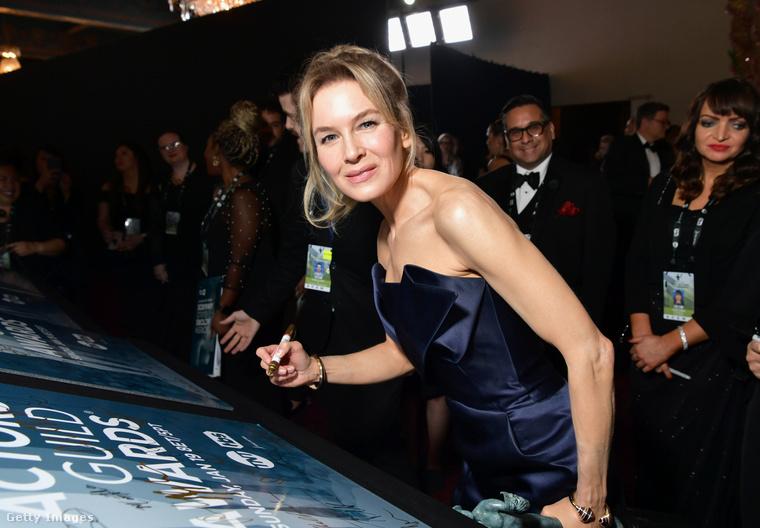 Vasárnap este, illetve hétfő hajnalban volt Los Angelesben a Screen Actors Guild Awards, azaz a színészeket tömörítő céh/szakszervezet díjkiosztója