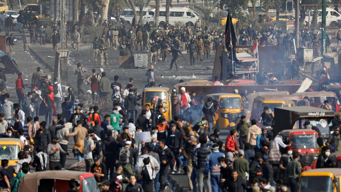 2020-01-20T121446Z 923776695 RC2OJE92G7O7 RTRMADP 3 IRAQ-PROTEST