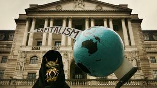 Az emberek többsége szerint a kapitalizmus többet árt, mint használ