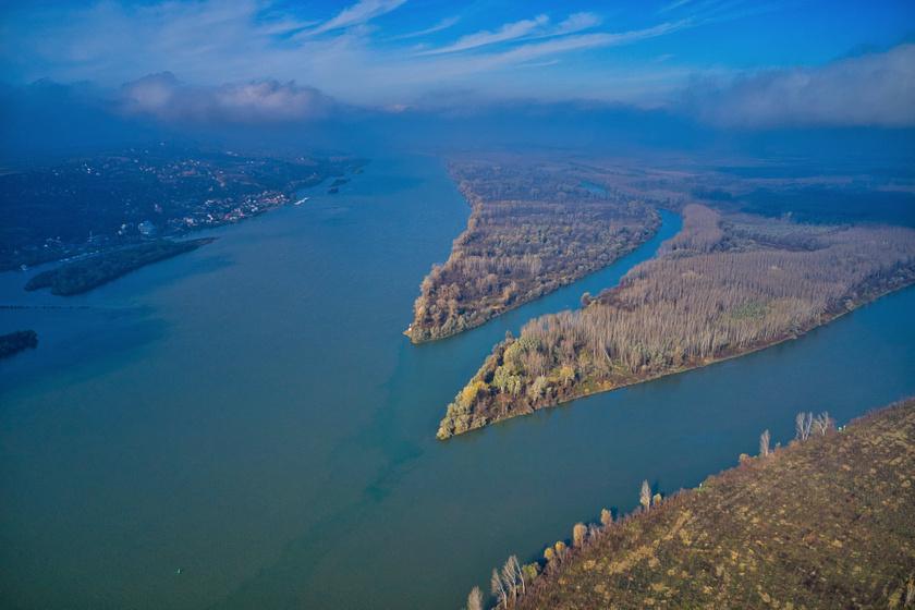 Ilyen gyönyörű a Duna és a Tisza találkozása: 3 kis szerb falu határában érnek össze