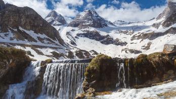 Halálra vannak ítélve a Pireneusok gleccserei, 30 éven belül mind eltűnhet