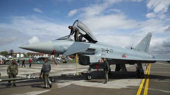 Ausztria nem egyezett bele, hogy a német légierő betonbombákkal gyakorlatozzon az Alpokban