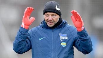 Petry: Bárki lehet a Hertha kapusedzője, csak én nem