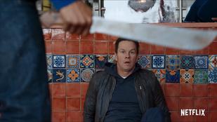 Post Malone is keménykedik Mark Wahlberg új akcióvígjátékában