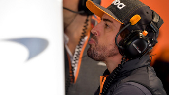 Szakított Fernando Alonso és a McLaren