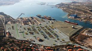 A kormány nem árulja el, miért késik a trieszti kikötő megvásárlása