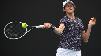 AusOpen: Fucsovics 18 éves teniszezővel játszik a második fordulóban