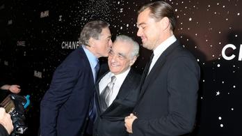 De Niro és DiCaprio együtt játszanak Martin Scorsese következő filmjében
