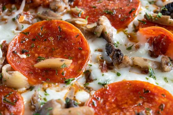 A jó pizza bármikor elfogy