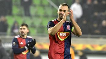 Juhász Roland a szezon végén abbahagyja a futballt