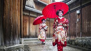 Miért olyan fontos a kimonó a japánoknak?