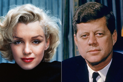 marilyn monroe john f kennedy cover