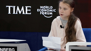 Greta Thunberg: Ugyanott vagyunk, mint 18 hónappal ezelőtt