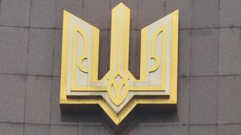 A szélsőséges címerek közé sorolta a brit rendőrség az ukrán címert