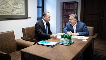 Orbán Viktor leült elbeszélgetni Boldog Istvánnal