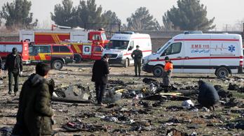 Irán beismerte, hogy két orosz gyártmányú rakétával lőtte le az ukrán utasszállítót