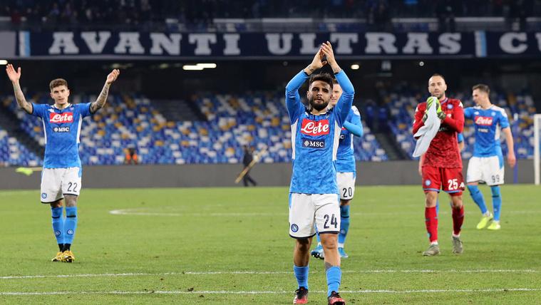 Őrületes izgalmak után, a címvédőt verve jutott elődöntőbe a Napoli a kupában