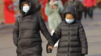 Koronavírus: a járvány 13 régiót ért el Kínában