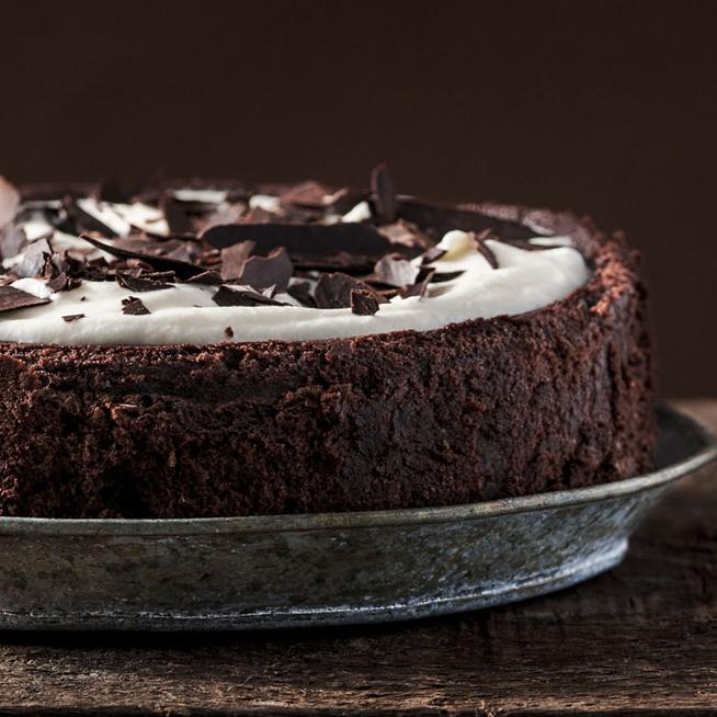 Csupa csokis Mississippi torta – Az alapját nem kell sütni