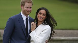 Harry herceg és Meghan Markle mostantól a fotósok tevékenységét zaklatásnak tekintik