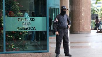 Lecsapott a titkosszolgálat Guaidó irodáira Venezuelában