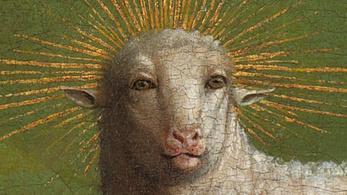 Meglepő lett a bárány feje a világ egyik leghíresebb képének restaurálása után