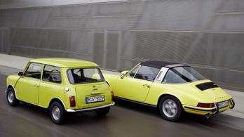 Az megvolt, hogy az első modern MINI inkább Rover, mint BMW?