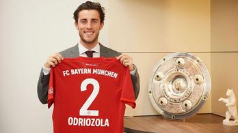 A Real Madrid hátvédjével erősít a Bayern München
