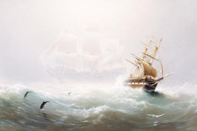 mary celeste cover