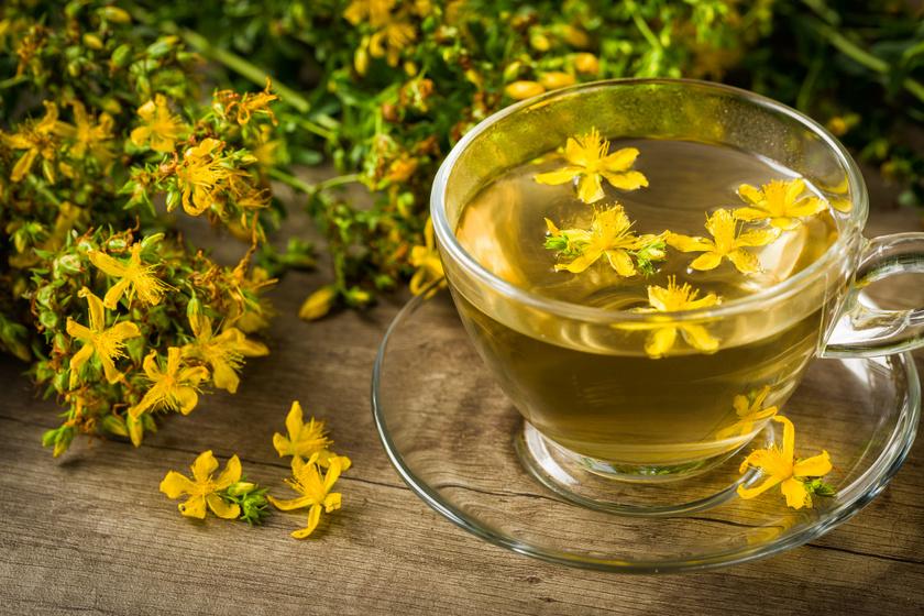 Az orbáncfű enyhe ízű közérzet- és hangulatjavító, nyugtató teanövény, segít a gyomrot érintő stressz kezelésében is. Cseranyagot, glikozidákat, kolint is tartalmaz. Terhesség, szoptatás idején nem ajánlott, némi vérhígító hatással is bír, és a fogamzásgátlók hatását is csökkentheti.