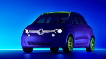 Még az idén megjöhet az elektromos Renault Twingo
