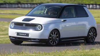 Erősebb változat készülhet a Honda E-ből