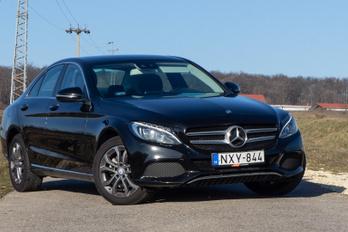 Mercedes-Benz C 2014