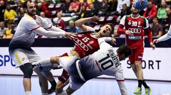 Elúszott az olimpia, 8 góllal nyert Portugália a kézi Eb-n