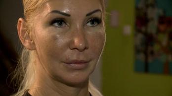 Brüsszelben állt ki az erőszak ellen a brutálisan megvert miskolci asszony