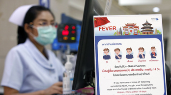 Szétspriccelhet a koronavírus Kínában