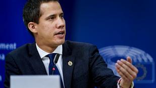 A venezueli rezsim elleni szankciókért lobbizott Brüsszelben az ellenzék vezére