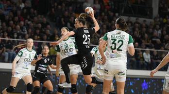 11 év után győzte le a Fradin kívül más a Győrt a női kézibajnokságban