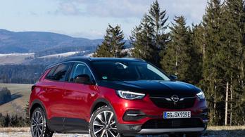 Bemutató: Opel Grandland X Hybrid4 – 2020.