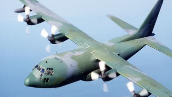 Lezuhant egy tűzoltó-repülőgép Ausztráliában, a teljes amerikai személyzet meghalt