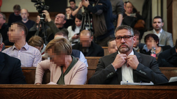 A költségvetési csalással vádolt Simonka György Nagy Imréhez hasonlította magát