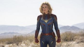 Jön a Marvel kapitány folytatása