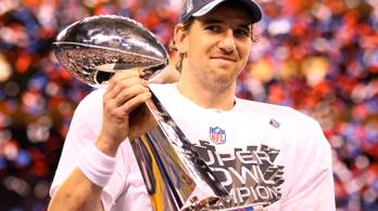 Visszavonul Eli Manning, az NFL legtöbb pénzt kereső játékosa
