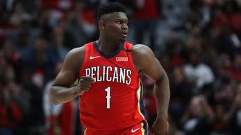 3,5 perc alatt 17 pontot dobott első meccsén az emberi tank az NBA-ben