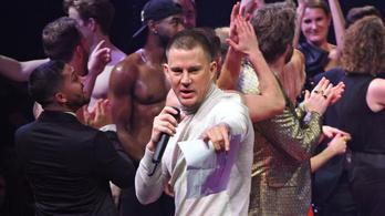 Channing Tatum élete egyetlen, óriási musical lesz