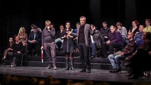 4,5 millió forintot gyűjtött az Örkény Színház a függetleneknek